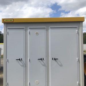 Bungalow sanitaire