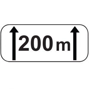 panneau 200M