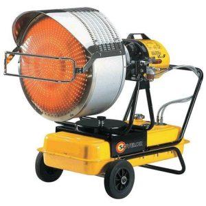Chauffage radiant GNR 40 kW
