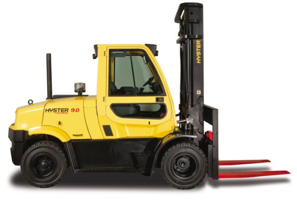 Chariot semi-industriel 8T diesel