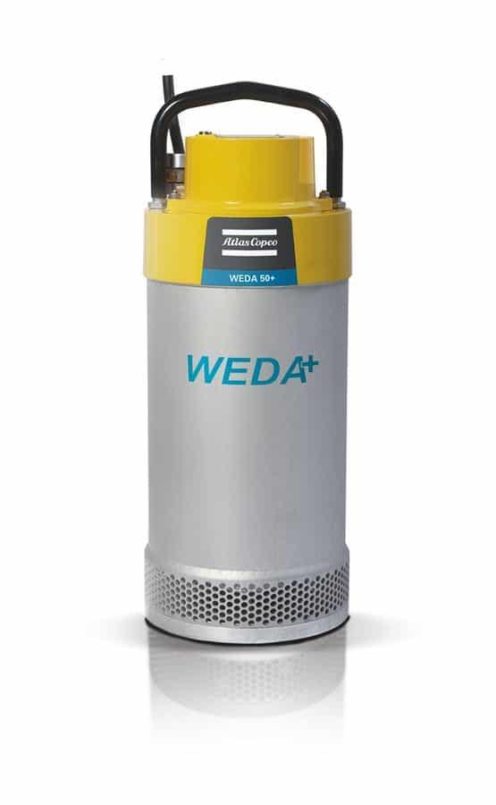 Pompe immergée électrique 138m3/h