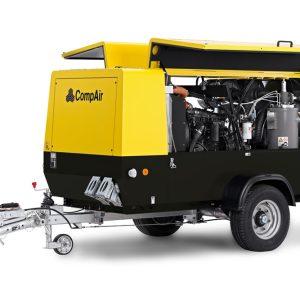 Compresseur/extracteur d'air